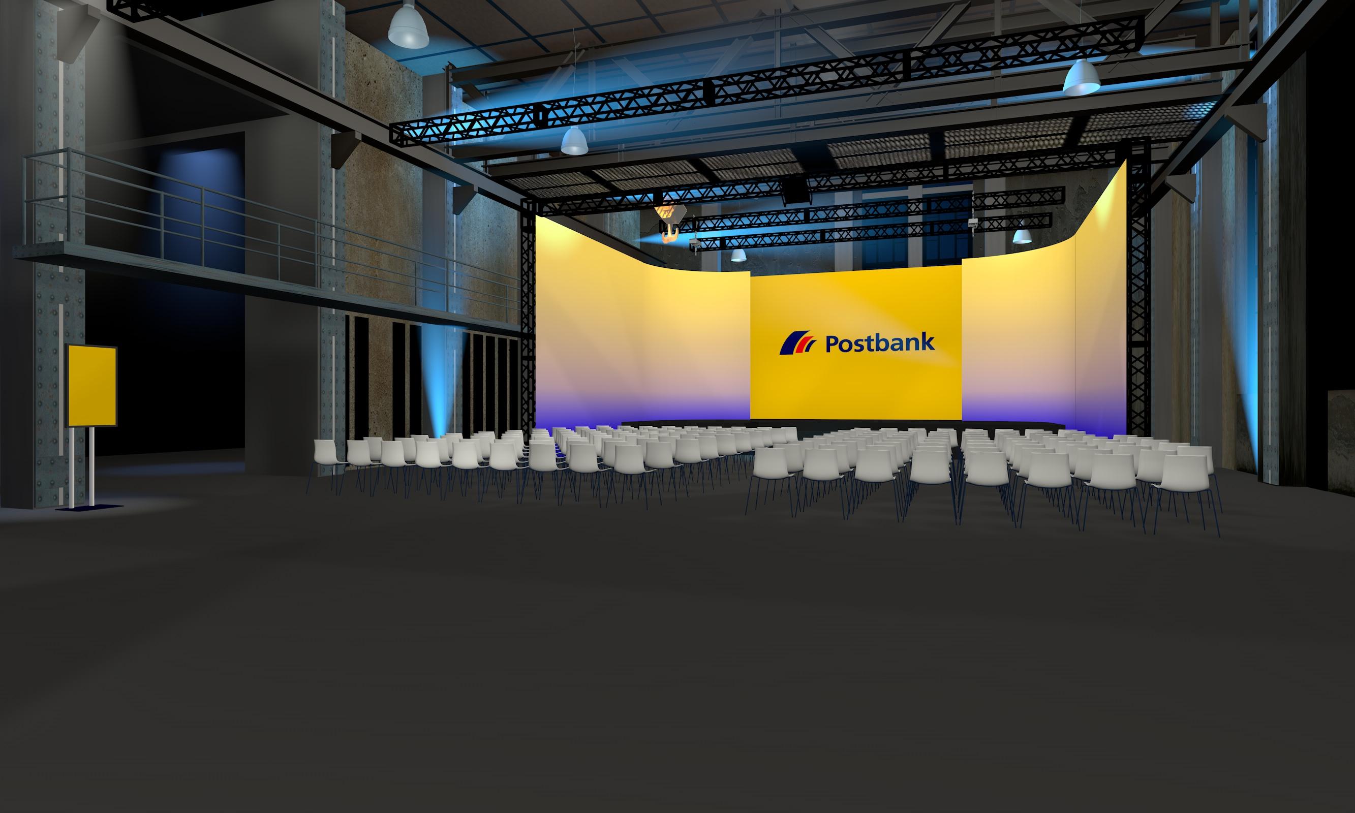 Postbank; Quantensprung Award, E-Werk Berlin